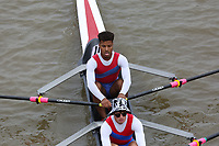 Crew: 157   HUN-SEARLE    Huntingdon Boat Club    Op J18 2x Club <br /> <br /> Pairs Head 2017<br /> <br /> To purchase this photo, or to see pricing information for Prints and Downloads, click the blue 'Add to Cart' button at the top-right of the page.