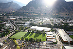 1309-22 3663<br /> <br /> 1309-22 BYU Campus Aerials<br /> <br /> Brigham Young University Campus, Provo, <br /> <br /> Student Athlete Building SAB, Richards Building Fields RBF, BYU Football<br /> <br /> September 6, 2013<br /> <br /> Photo by Jaren Wilkey/BYU<br /> <br /> &copy; BYU PHOTO 2013<br /> All Rights Reserved<br /> photo@byu.edu  (801)422-7322