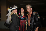 author Heather Graham & model CJ Hollenbach & author Jaime Rush at Mr. Romance Competiiton at Romantic Times Booklovers Annual Convention 2011 - The Book Industry Event of the Year - April 9, 2011 at the Westin Bonaventure, Los Angeles, California for readers, authors, booksellers, publishers, editors, agents and tomorrow's novelists - the aspiring writers. (Photo by Sue Coflin/Max Photos)
