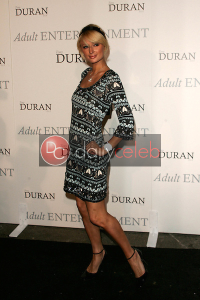 """Paris Hilton<br />at """"An Evening with Tony Duran"""". Interior Illusions, West Hollywood, CA. 10-12-06<br />Dave Edwards/DailyCeleb.com 818-249-4998"""
