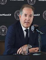 MLS Inter Miami CF, Jorge Mas