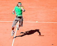 28-5-08, France,Paris, Tennis, Roland Garros,  Rafael Nadal