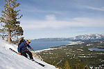 Lake Tahoe Backcountry Skiing & Snowboarding