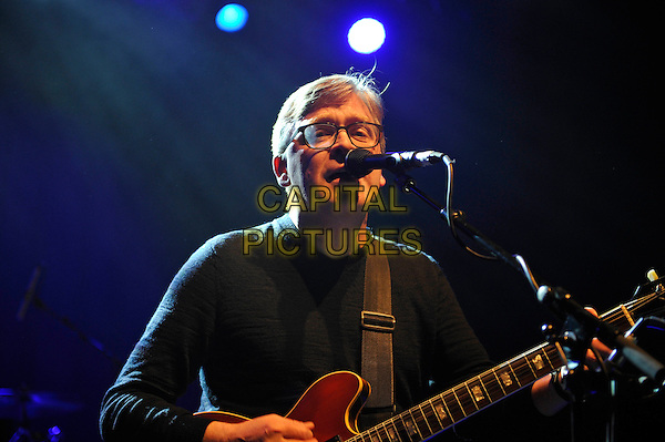 LONDON, ENGLAND - FEBRUARY 26: Norman Blake of 'Teenage Fanclub' performing at Shepherd's Bush Empire on February 26, 2017 in London, England.<br /> CAP/MAR<br /> &copy;MAR/Capital Pictures