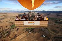 20140814 August 14 Hot Air Balloon Gold Coast