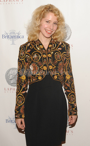 New York,NY-JUNE 02: Nellie McKay attends Lapham's Quarterly Decades Ball: The 1870s at Gotham Hall In New York City on June 2, 2014. Credit: John Palmer/MediaPunch