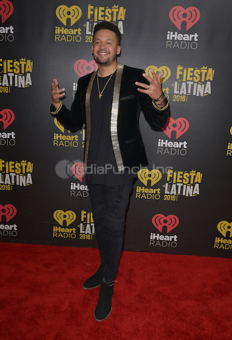MIAMI, FL - NOVEMBER 05: ALX attends iHeartRadio Fiesta Latina at American Airlines Arena on November 5, 2016 in Miami, Florida.Credit: MPI10 / MediaPunch