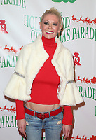 HOLLYWOOD, CA - NOVEMBER 26: Tara Reid, at 86th Annual Hollywood Christmas Parade at Hollywood Blvd in Hollywood, California on November 26, 2017. Credit: Faye Sadou/MediaPunch /NortePhoto NORTEPHOTOMEXICO