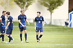 16mSOC Blue and White 281<br /> <br /> 16mSOC Blue and White<br /> <br /> May 6, 2016<br /> <br /> Photography by Aaron Cornia/BYU<br /> <br /> Copyright BYU Photo 2016<br /> All Rights Reserved<br /> photo@byu.edu  <br /> (801)422-7322