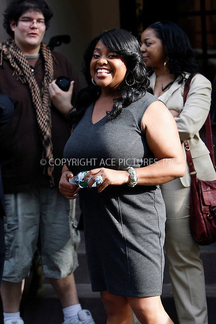 WWW.ACEPIXS.COM . . . . .  ....April 7 2010, New York City....Actress and TV personality Sherri Shepherd seen in Soho on April 7 2010 in New York City....Please byline: NANCY RIVERA- ACEPIXS.COM.... *** ***..Ace Pictures, Inc:  ..Tel: 646 769 0430..e-mail: info@acepixs.com..web: http://www.acepixs.com