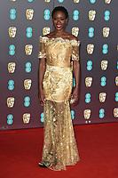 Tracy Ifeachor<br /> arriving for the BAFTA Film Awards 2020 at the Royal Albert Hall, London.<br /> <br /> ©Ash Knotek  D3554 02/02/2020