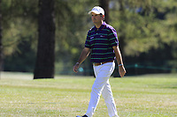 Thomas Aiken (RSA) at the 5th green during Sunday's Final Round 4 of the 2018 Omega European Masters, held at the Golf Club Crans-Sur-Sierre, Crans Montana, Switzerland. 9th September 2018.<br /> Picture: Eoin Clarke | Golffile<br /> <br /> <br /> All photos usage must carry mandatory copyright credit (© Golffile | Eoin Clarke)