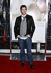 "WESTWOOD, CA. - December 15: Actor Dave Annable arrives at the Los Angeles premiere of ""Revolutionary Road"" held at the Mann Village Theater on December 15, 2008 in Westwood, California."