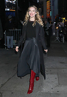 NEW YORK,NY - December 13: Leslie Mann seen arriving at Good Morning America in New York City on  December 13, 2018. Credit: RW/MediaPunch