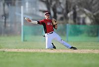 Mitchell Baseball vs. Elms 4/17/2014