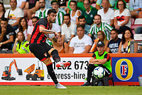 Diego Rico of AFC Bournemouth plays a pass during AFC Bournemouth vs Real Betis, Friendly Match Football at the Vitality Stadium on 3rd August 2018