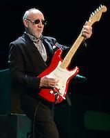 SUNRISE, FL - NOVEMBER 1 : Roger Daltrey of The Who performs The BB&T Center on November 1, 2012 in Sunrise Florida.  Credit:mpi04/MediaPunch/NortePhoto.com