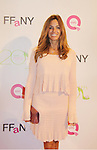 """Kelly Bensimon (Real Housewives of New York) attends the 20th Annual Annual QVC Presents """"FFANY Shoes on Sale"""" to benefit Breast Cancer Research, Education and Awareness  on Tuesday, October 1, 2013 at the Waldorf-Astoria, New York City, New York.  (Photo by Sue Coflin/Max Photos)"""