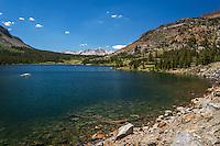 Ellery Lake at the Tioga Pass Entrance to Yosemite