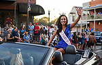 2107 Homecoming Parade and Pep Rally. Photo by Thomas Graning/Ole Miss Communications
