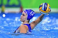 12 ITA CARREGA Carla Italy  <br /> Budapest 12/01/2020 Duna Arena <br /> GERMANY (white caps) Vs. ITALY (blue caps)<br /> XXXIV LEN European Water Polo Championships 2020<br /> Photo  © Andrea Staccioli / Deepbluemedia / Insidefoto