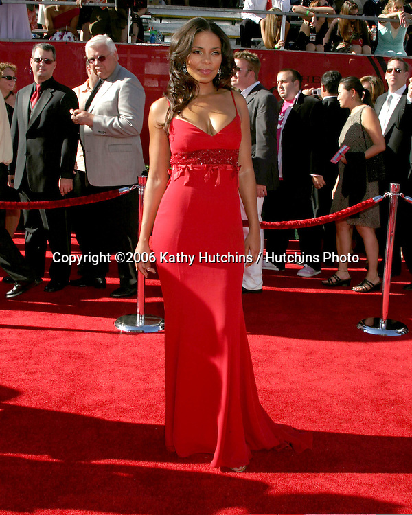 Sanaa Lathan.2006 ESPY Awards.Kodak Theater.Los Angeles, CA.July 12, 2006.©2006 Kathy Hutchins / Hutchins Photo....