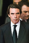 Spanish politic Jose Maria Aznar attends the Expansion newspaper 30th anniversary at the Palace Hotel, Madrid.  February 7th 2017. (ALTERPHOTOS/Rodrigo Jimenez)