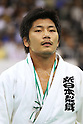 Masashi Nishiyama (JPN), .May 13, 2012 - Judo : .All Japan Selected Judo Championships, Men's -90kg class Victory Ceremony .at Fukuoka Convention Center, Fukuoka, Japan. .(Photo by Daiju Kitamura/AFLO SPORT) [1045]