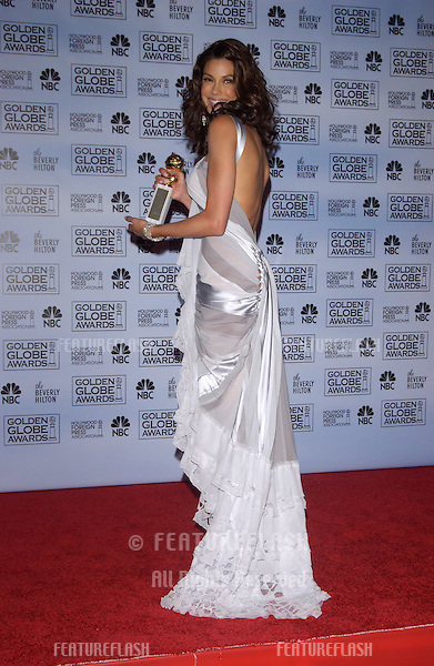 Jan 16, 2005; Los Angeles, CA: TERI HATCHER at the 62nd Annual Golden Globe Awards at the beverly Hilton Hotel..