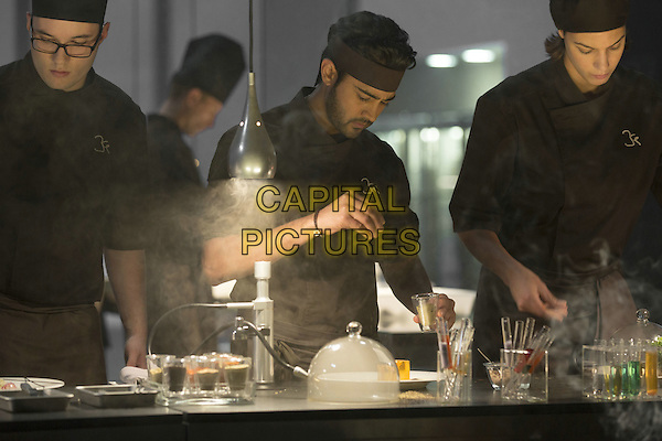 Manish Dayal<br /> in The Hundred-Foot Journey (2014) <br /> *Filmstill - Editorial Use Only*<br /> CAP/NFS<br /> Image supplied by Capital Pictures