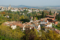 Italien, Piemont, Forneglio und Serralunga di Crea: Weinbau- und Trueffelorte im Monferrato | Italy, Piedmont, Forneglio and Serralunga di Crea: wine villages and truffle-area at region Monferrato