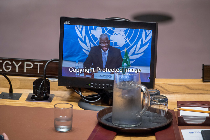 Security Council meeting<br /> The situation in the Central African Republic<br /> Report of the Secretary-General on the Central African Republic (S/2017/865)