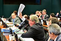 BRASILIA, DF – 07.06.2016 – CONSELHO–ÉTICA – Deputado Carlos Marun, durante sessão do Conselho de Ética da Câmara, na manhã desta terça-feira, 07, na Câmara dos Deputados. (Foto: Ricardo Botelho/Brazil Photo Press)
