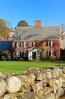 Concord Museum, Concord, Massachusetts, MA, USA