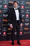 Javier Bardem attends red carpet of Goya Cinema Awards 2018 at Madrid Marriott Auditorium in Madrid , Spain. February 03, 2018. (ALTERPHOTOS/Borja B.Hojas)