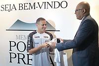 Campinas (SP), 03/01/2020 - Futebol / Ponte Preta - Apresentacao do jogador Joao Paulo no Estadio Moises Lucarelli na cidade de Campinas (SP), na manha desta sexta-feira (3). (Foto: Denny Cesare/Codigo 19/Codigo 19)