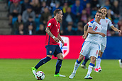 June 10th 2017, Ullevaal Stadion, Oslo, Norway; World Cup 2018 Qualifying football, Norway versus Czech Republic; (c)  Vladimir Darida of Czech Republic plays the ball clear