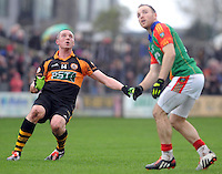 26-10-2014:  Austin Stacks and Mid Kerry, Kerry senior football County Championship final at Austin Stack Park, Tralee on Sunday.  Picture: Eamonn Keogh ( MacMonagle, Killarney)