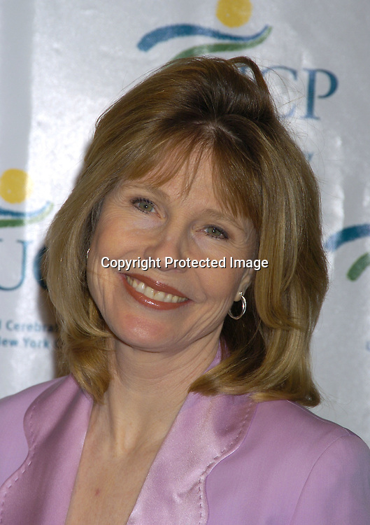 Donna Hanover..at the United Cerebral Palsy's Fourth Annual Women Who Care Luncheon on May 5, 2005 at Cipriani 42nd Street. ..Photo by Robin Platzer, Twin Images