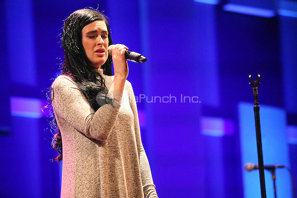 PHILADELPHIA, PA - OCTOBER 25 :  Rumer Willis performing on her Over The Love Tour at World Cafe Live in Philadelphia, Pa on October 25, 2016  photo credit Star Shooter/MediaPunch