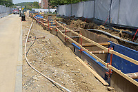 UConn Steam and Condensate Line and Vault Replacement Project. Task No. 02 - Progress Documentation 12 July 2017. Number 19 of 38 Images