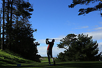 Brandt Snedeker (USA) in action at Spyglass Hill Golf Course during the third round of the AT&T Pro-Am, Pebble Beach Golf Links, Monterey, USA. 09/02/2019<br /> Picture: Golffile | Phil Inglis<br /> <br /> <br /> All photo usage must carry mandatory copyright credit (© Golffile | Phil Inglis)