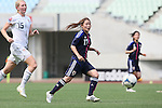 Naoko Wada (JPN), .JUNE 17, 2012 - Football / Soccer : .Women's International Friendly match between U-20 Japan 1-0 U-20 United States .at Nagai Stadium, Osaka, Japan. (Photo by Akihiro Sugimoto/AFLO SPORT) [1080]