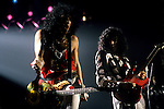Paul Stanley & Bruce Kulick of Kiss