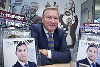 Richard Bevan, Chief Executive of the Football League Managers Association pictured at St George's Park, the English Football Association's national football centre at Burton upon Trent