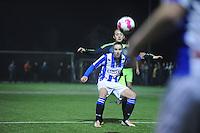 VOETBAL: HEERENVEEN: Sportpark Skoatterwâld, 18-12-2012, Damesvoetbal, SC Heerenveen, Vivian Miedema, ©foto Martin de Jong