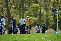 Lucas Bjerregaard (DEN) on the 10th tee during the 1st round at the PGA Championship 2019, Beth Page Black, New York, USA. 16/05/2019.<br /> Picture Fran Caffrey / Golffile.ie<br /> <br /> All photo usage must carry mandatory copyright credit (&copy; Golffile | Fran Caffrey)
