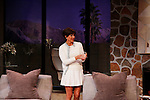 """As The World Turns' Colleen Zenk stars in """"Other Desert Cities"""" at the tech rehearsal (in costume) on October 14, 2015 at Whippoorwill Halll Theatre, North Castle Library, Kent Place, Armonk, New York.  (Photo by Sue Coflin/Max Photos)"""