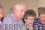 The Killarney UDC election count in the Aras Padraig Killarney on Saturday.