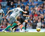 21.07.2019: Rangers v Blackburn Rovers: Jordan Jones